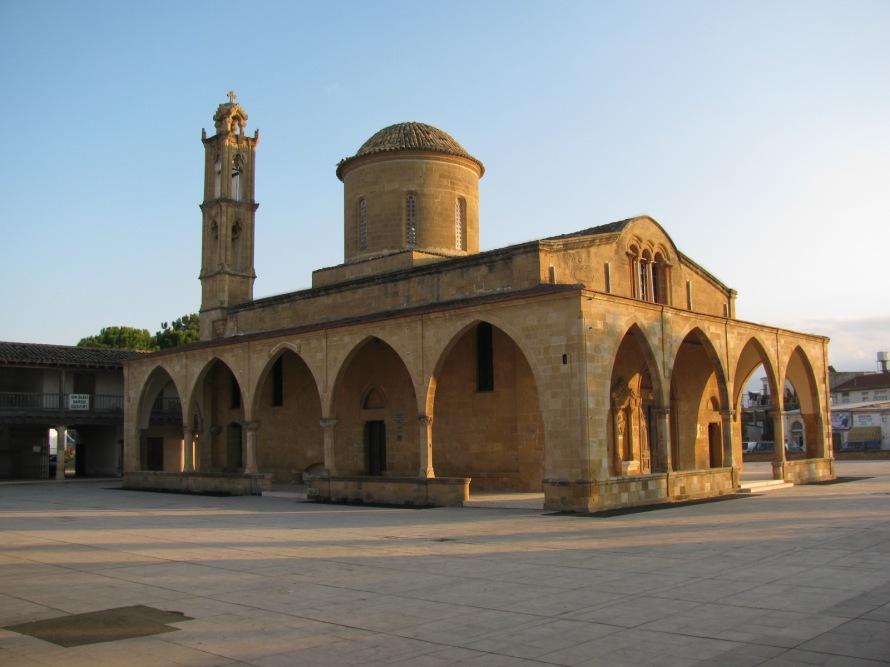 Aziz Mamas Kilisesi / Güzelyurt