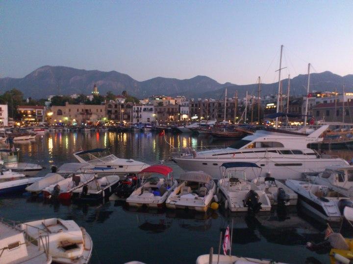 Girne Yat Limanı / Girne