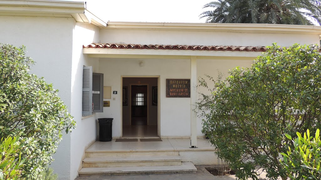 15barbarlık müzesi