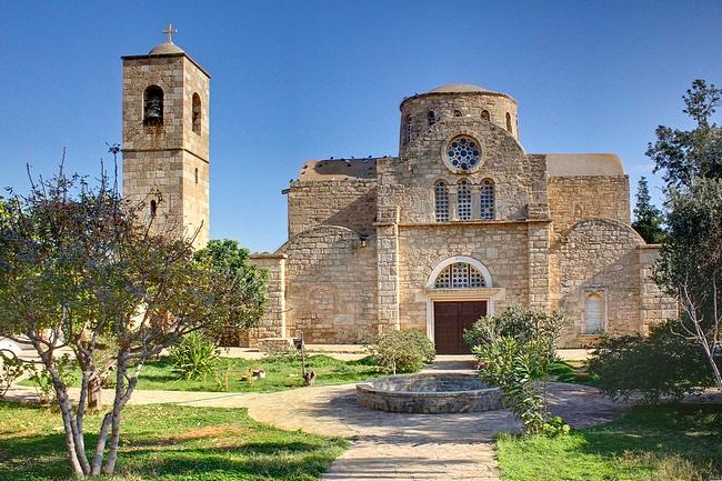 17stbarnabas manastırı