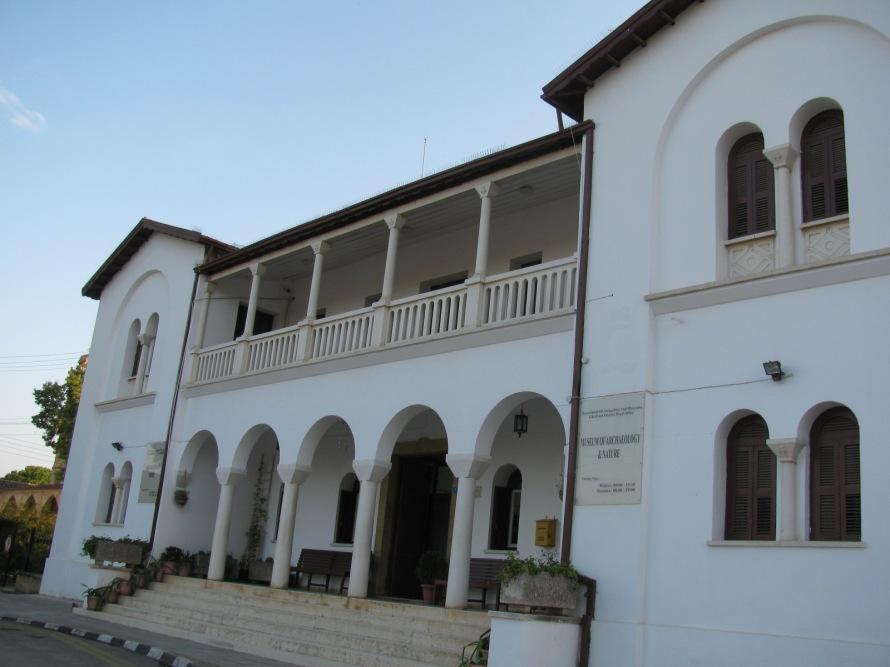 Güzelyurt Doğa ve Arkeoloji Müzesi / Güzelyurt
