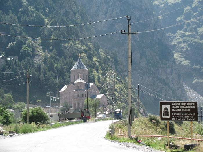 Sınırda bir kilise