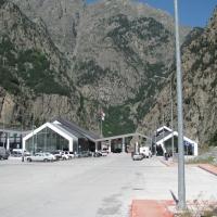 Gürcistan-Rusya sınırı 17/08/2014