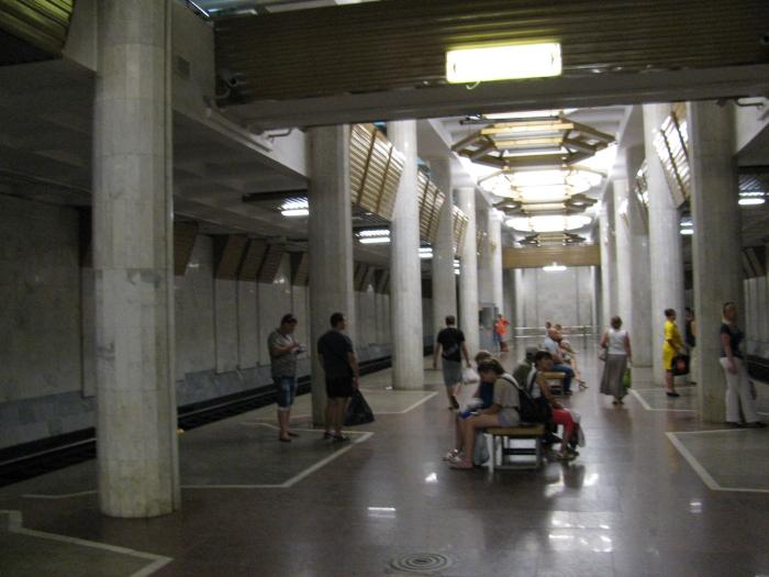 Volgograd metrosu