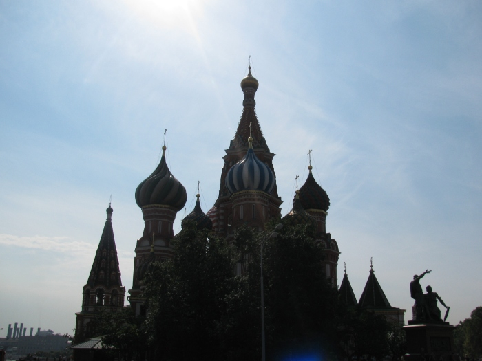 Saint Basil's Cathedral'i