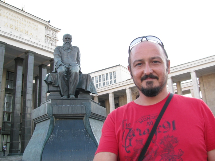 Dostoyevski ve ben