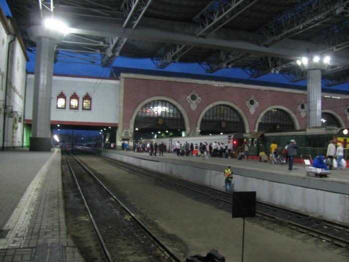 Moskova Tren istasyonu