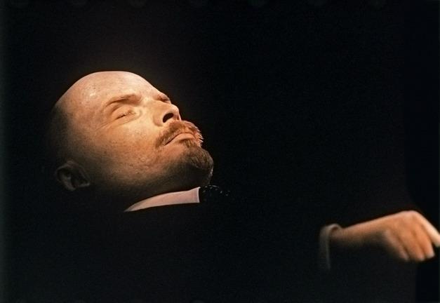 Lenin'in mumyası