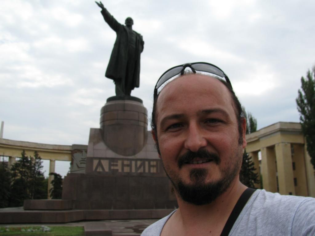 Lenin ve ben