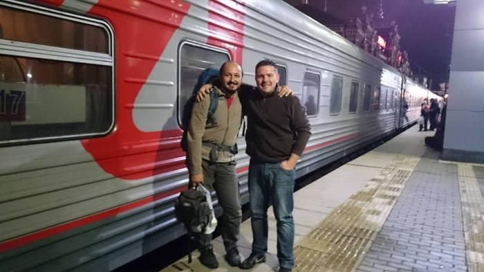 Ahmet ile Ben