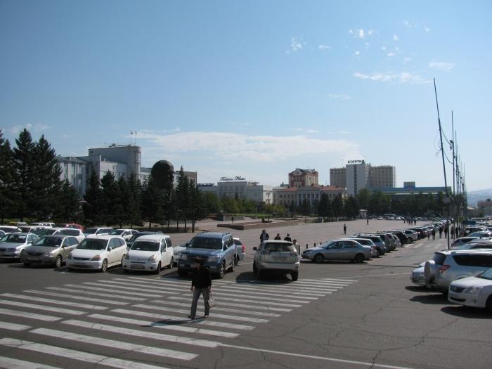 Lenin meydanı