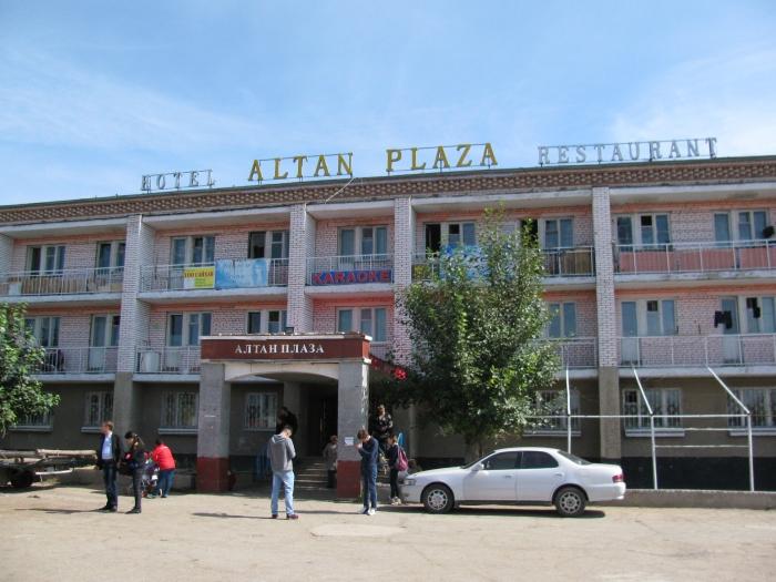 Sınırdaki restoran