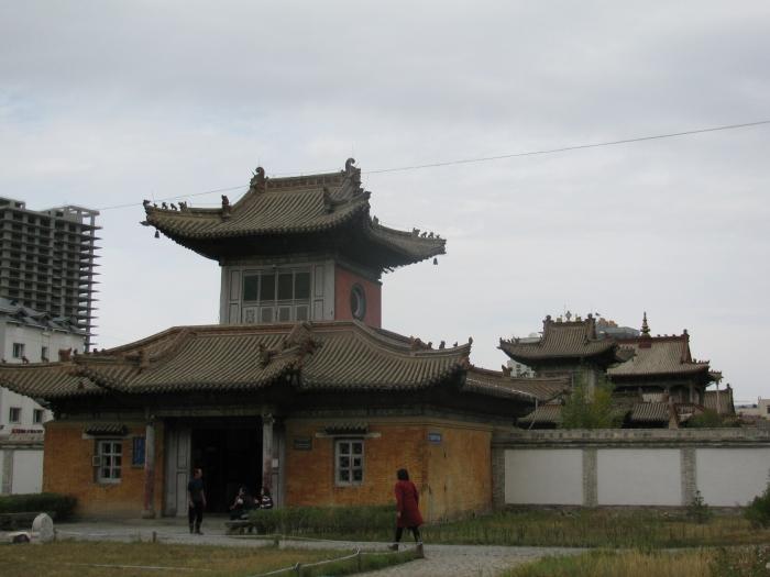 Şaolin tapınağı
