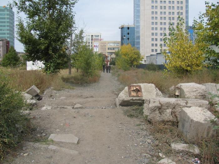 Parkın yolları