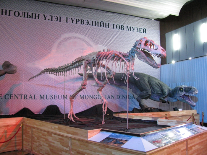 Dinazor fosili