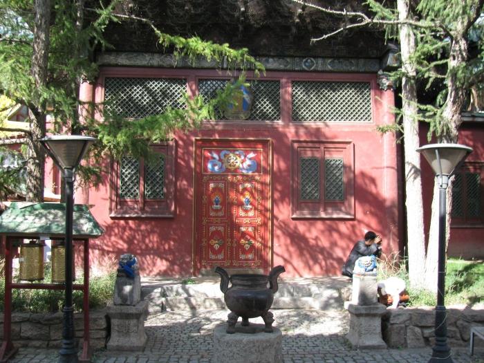 Budistlerin kaldığı yer
