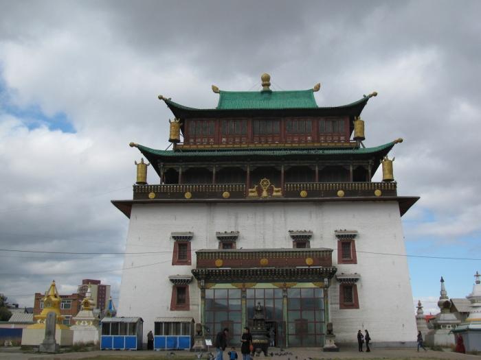 Megjid jansaisig Tapınağı