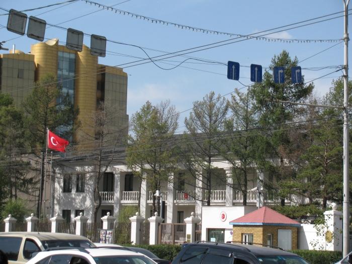 Türk Büyükelçiliği