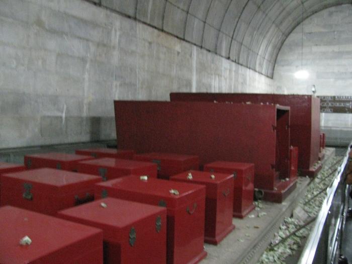 İmparatorların mezarları