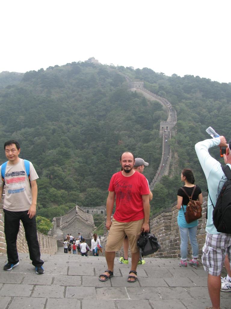 Ama Çin'de güzel anılarım da olmadı değil