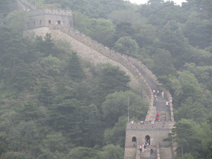 Çin seddindeki gözetleme kuleleri