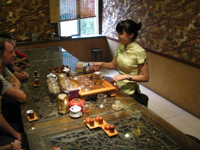 Çay serenomisi