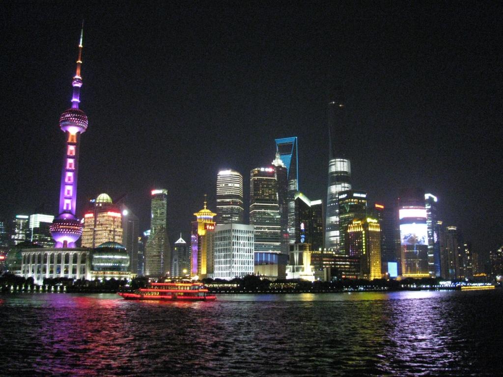 Gece Şanghay