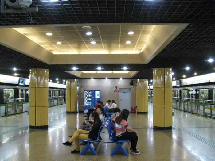 Şanghay metrosu