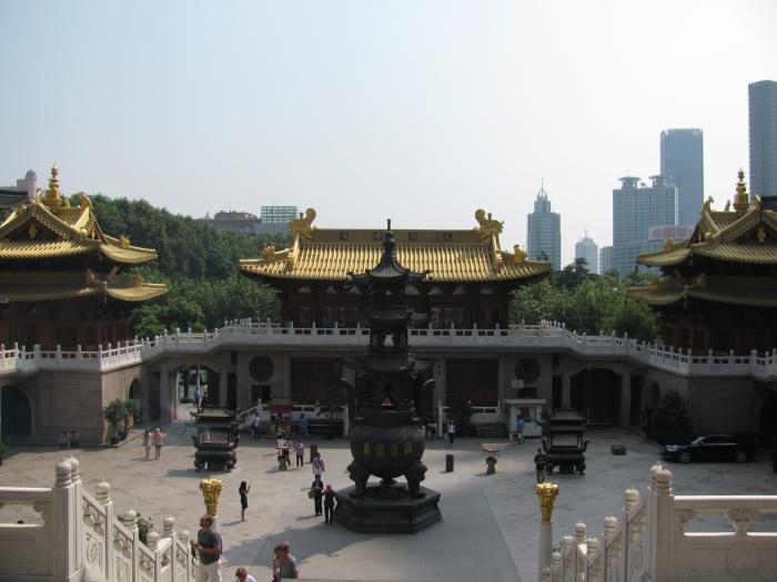 Jing'an tapınağı