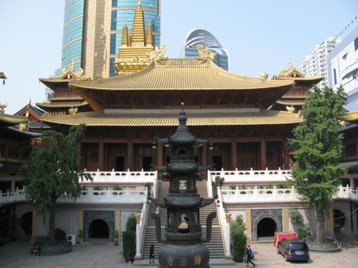 Jinshan tapınağı