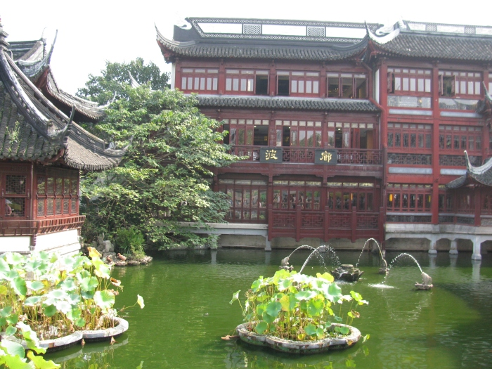 Yuyuan mahallesi
