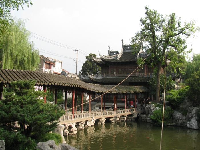 Yuyuan parkı