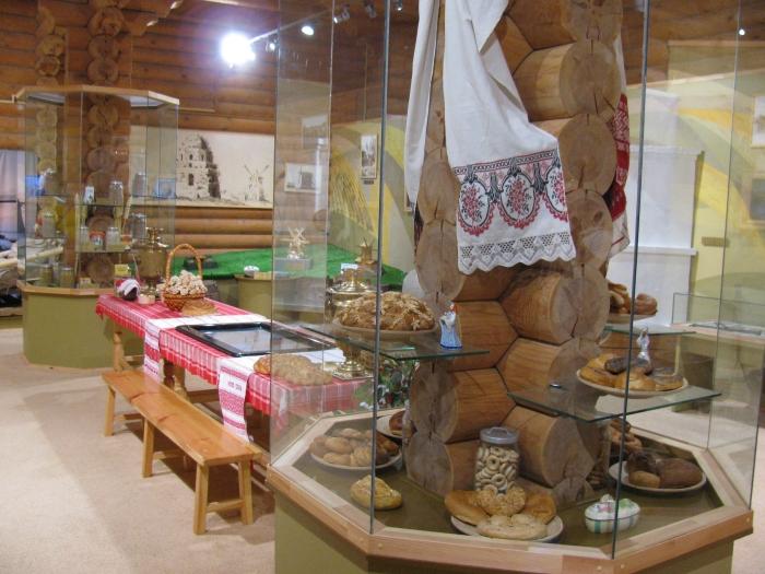 Ekmek müzesi