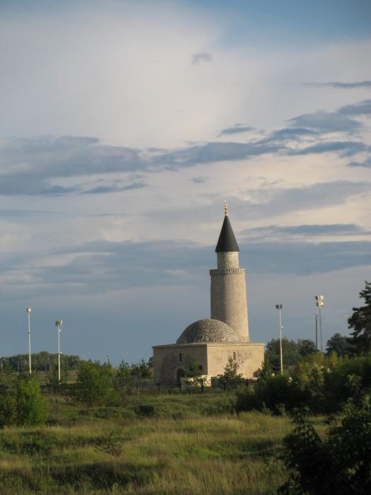 Bulgar minaresi