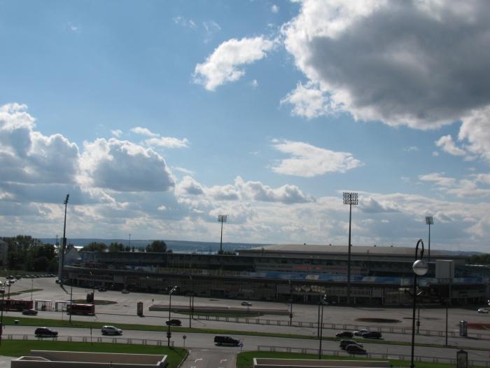 Rubin Kazan'ın stadı