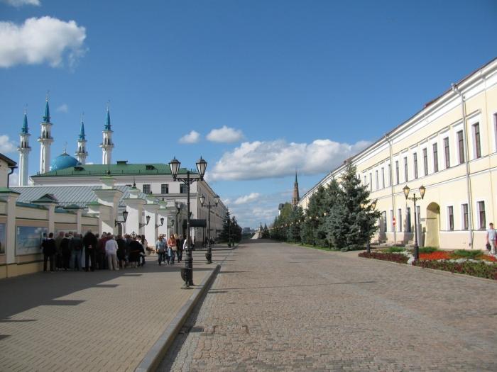 Kazan Kremlin