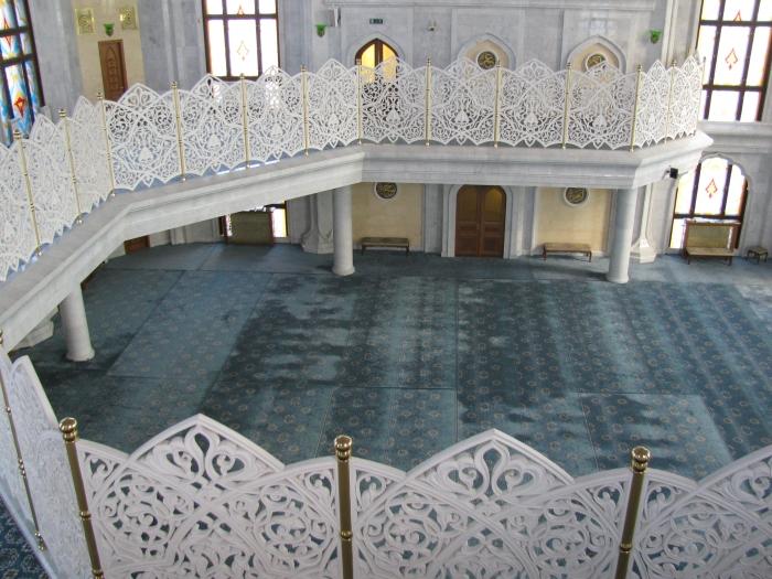 Caminin içi