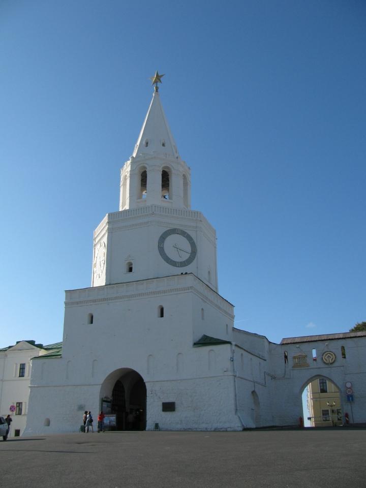 Kazan Kremlin kapısı