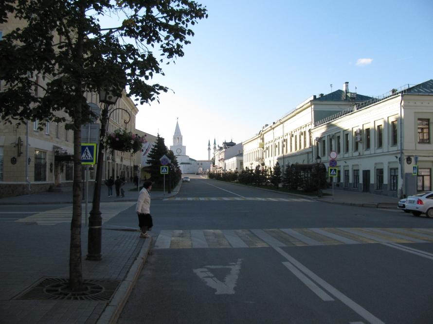 Kremlin caddesi