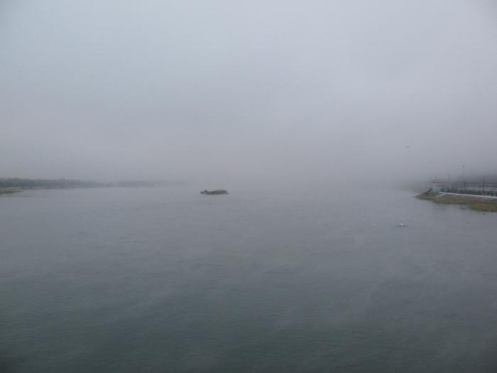 İrkutsk'da sabah