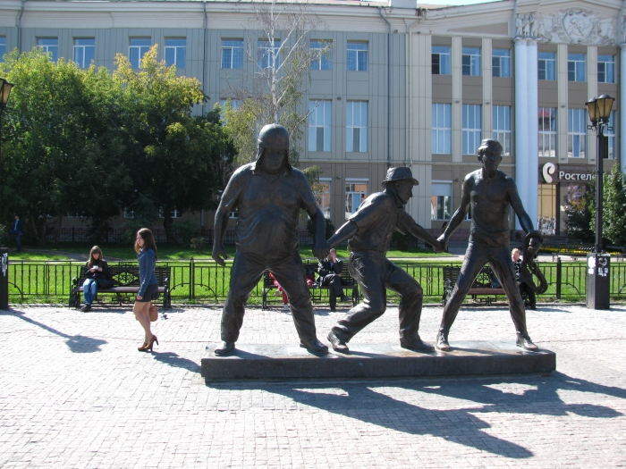 Sokak heykelleri