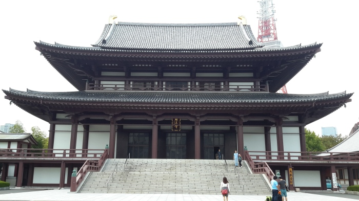 Zojoji Temple