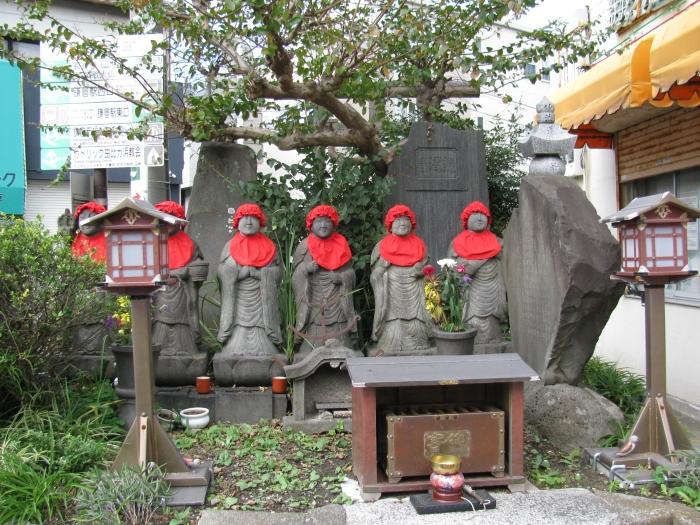 Kamakura sokakları
