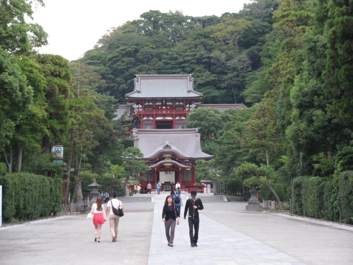 Tsurugaoka Hachimangu Shirne
