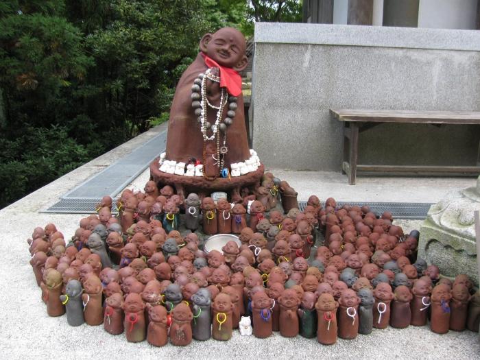 Budist heykeller