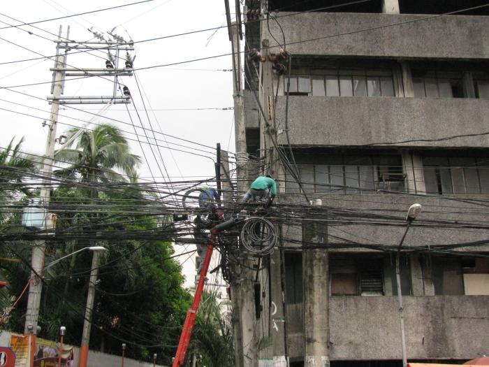 Manila sokakları