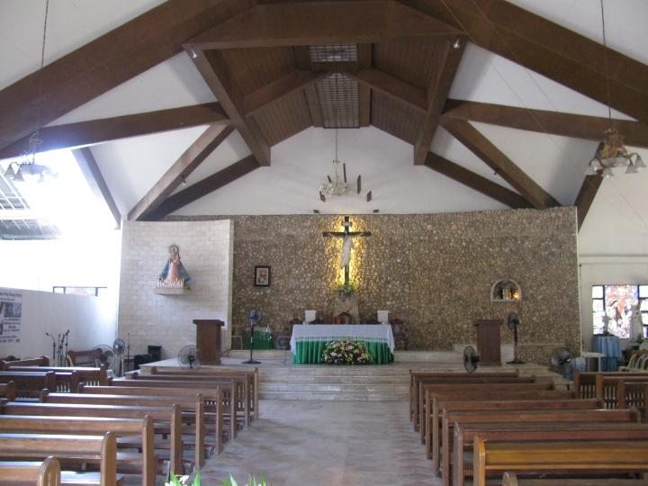 Kilisenin içi