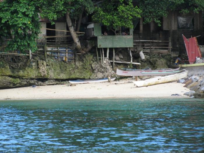 Boracay iskelesi