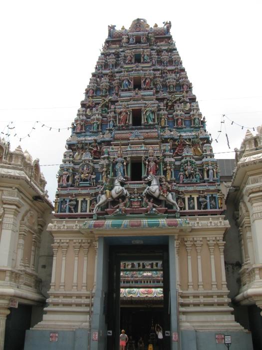 Sri Mahamariamman Hindi Tapınağı
