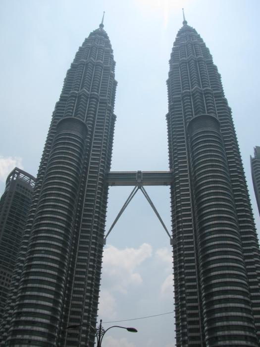 Petronas ikiz kuleleri